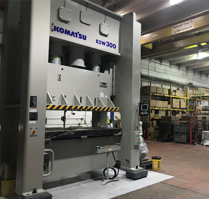 Progressive Die Stamping, Deep Draw Stampings, Production